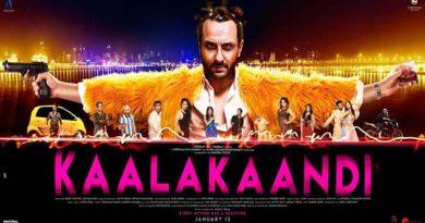 Saif Ali Khan starrer Kaalakaandi's new poster!Saif Ali Khan starrer Kaalakaandi's new poster!
