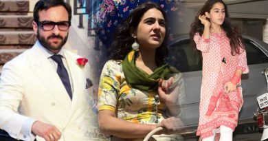 Saif is confident about Sara's Bollywood debut!