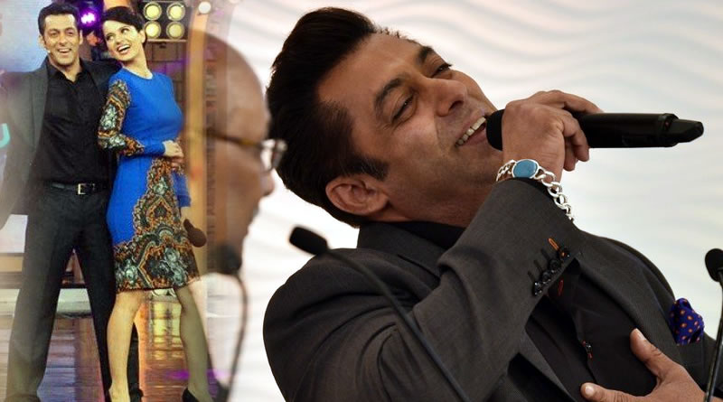 I got to know the meaning of the word after Kangana spoke about it, says Salman on Nepotism!