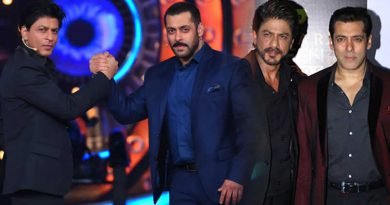 Salman was not interested in acting like SRK!
