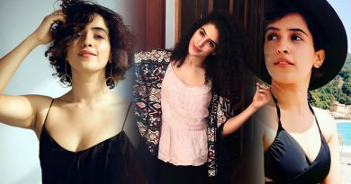 Sanya Malhotra loves to do a musical like Jagga Jasoos!
