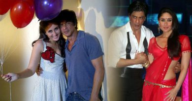 Shah Rukh Khan becomes the India's biggest romantic hero for Kareena!