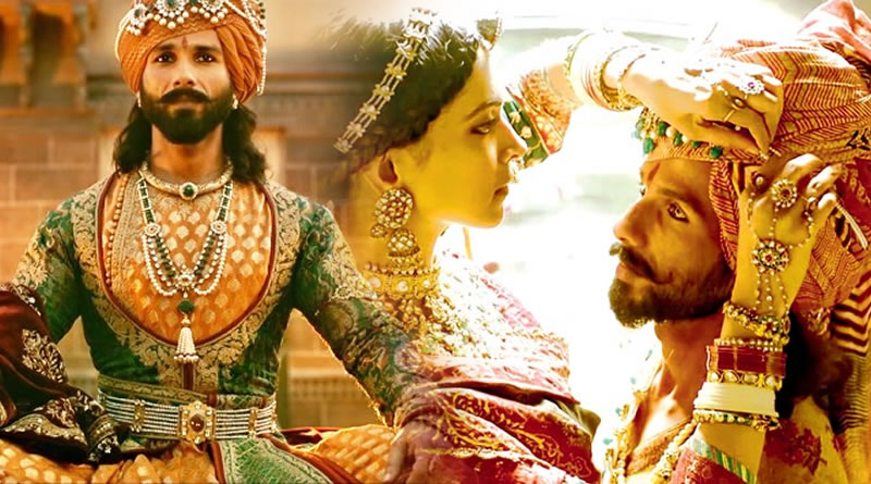 Shahid Kapoor lost 4 kilos in 5 days for action sequences in Padmavati!