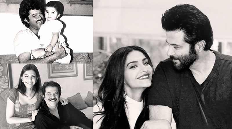 Sonam Kapoor's unique birthday message for father Anil Kapoor!