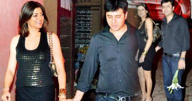 Sushmita Sen and so-called beau Ritik Bhasin revive their love