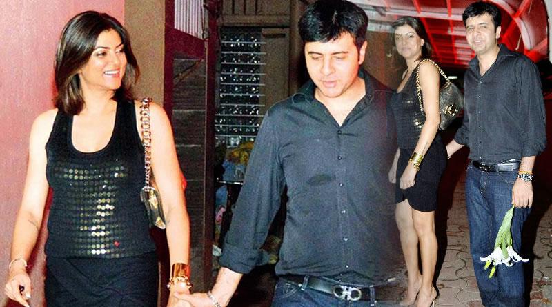 Sushmita Sen and so-called beau Ritik Bhasin revive their love