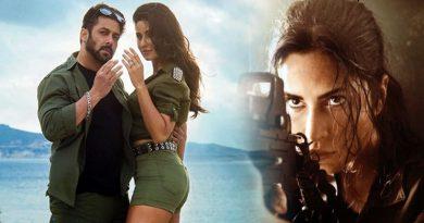 Tiger Zinda Hai is her best work, reveals Salman on Katrina!