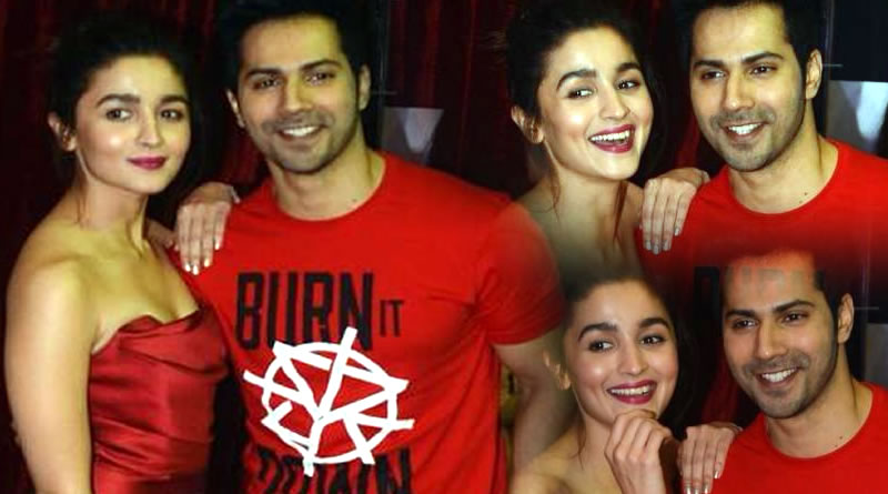 Varun and Alia to attend Kids' Choice Awards in RED!