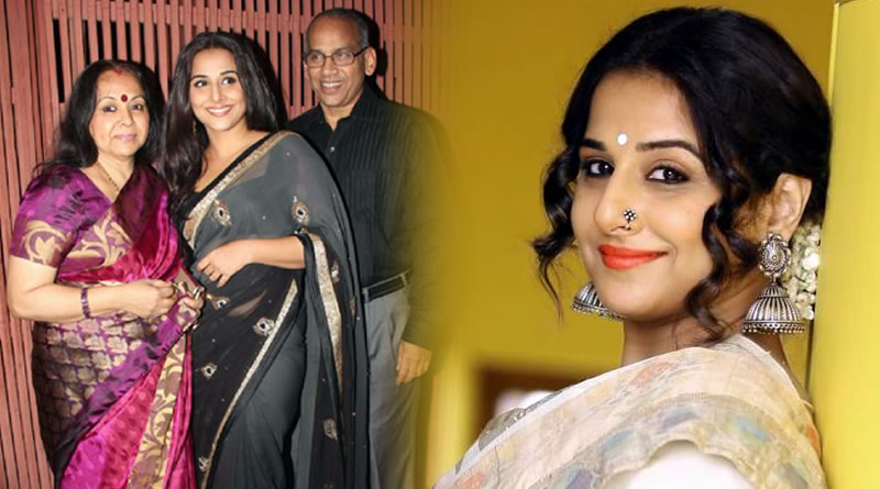 Vidya Balan opens up about liberty to talk to parents about sexual harassment!