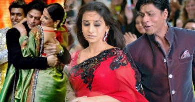 Vidya Balan wants a relationship based film with SRK!