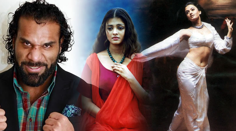 WWE superstar Jinder Mahal's crush on Aishwarya Rai Bachchan!