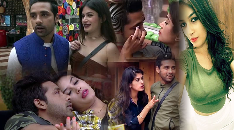 Bandgi Kalra's love with Puneesh is real, not for cameras!