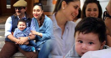 Taimur Ali Khan's special Christmas with mom-dad Saif and Kareena!