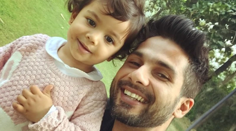 I don't think anyone else can make you feel like a daughter can, reveals Shahid Kapoor on Misha!