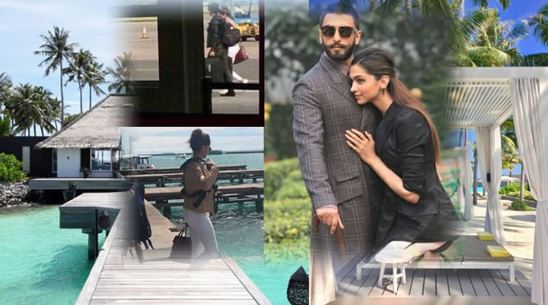 Deepika Padukone's birthday celebration with Ranveer Singh in Maldives!