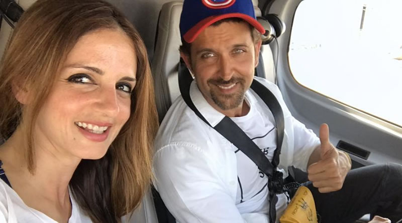 Hrithik Roshan and Sussanne Khan's re-marriage on the cards