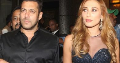 Iulia Vantur has no problem in to be a Salman's friend only