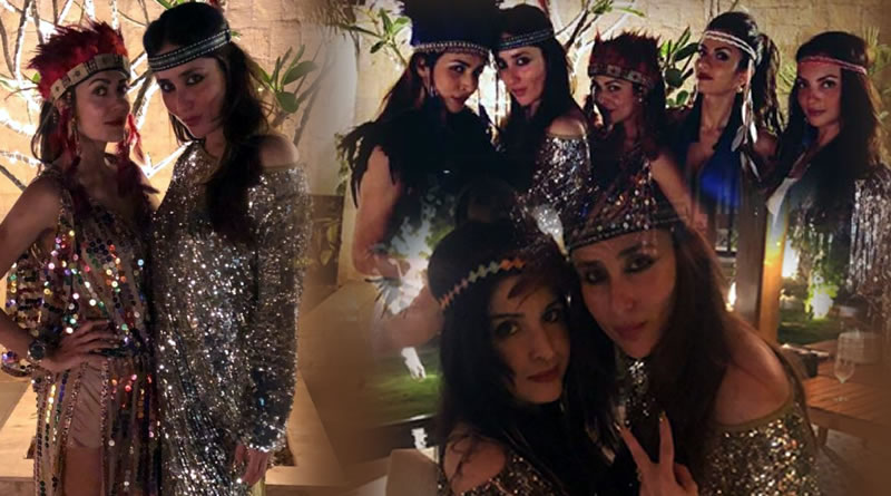 Kareena Kapoor Khan's bohemian side at Amrita Arora's 40th birthday party in Goa!