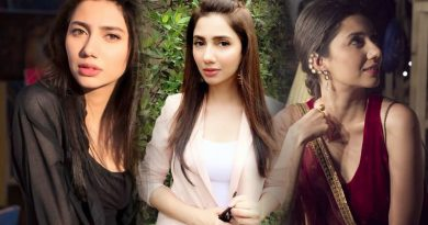 Mahira Khan experienced love!