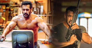 My body is like a diesel engine, reveals Salman Khan!