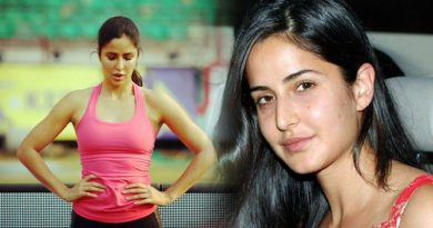 No Botox or surgery for Katrina's swollen face!
