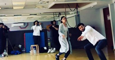 Ranbir Kapoor and Alia Bhatt's training for Brahmastra in Tel Aviv!