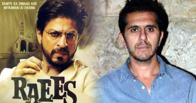 Ritesh Sidhwani's hint for RaeesReturns