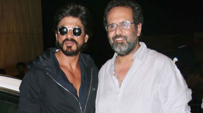 SRK is a gutsy actor, reveals Aanand L. Rai!
