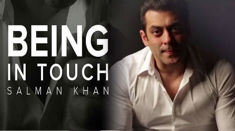 Salman's idea for creating a talent pool by his talent management firm!