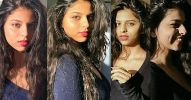 Suhana Khan's gracious beauty is noticeable in her latest snaps!