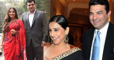Vidya Balan is badmash while hubby an intensely private person!