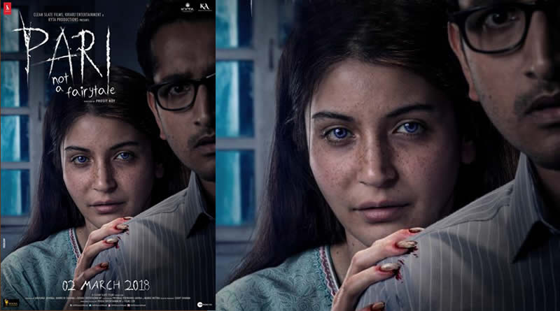 Anushka Sharma's hunt for blood in Pari's new poster!