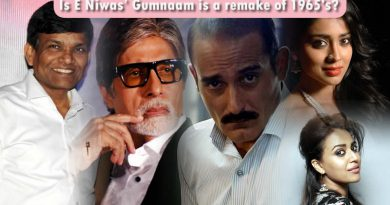 E Niwas' Gumnaam with Big B, Akshay Khanna, Swara Bhaskar and Shriya Saran!