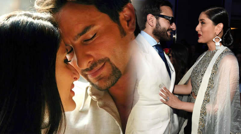 Kareena cries every time whenever Saif goes out of station!
