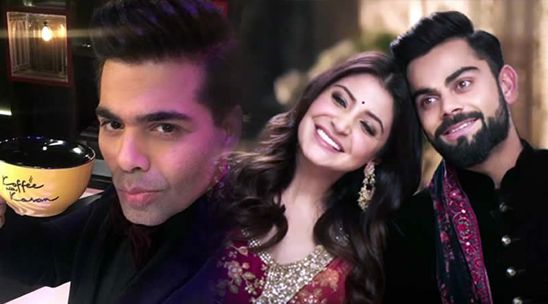 Koffee With Karan's next season with Mr. and Mrs. Kohli