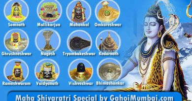 Maha Shivaratri - A Hindu Annual Festival in honour of the god Shiva!