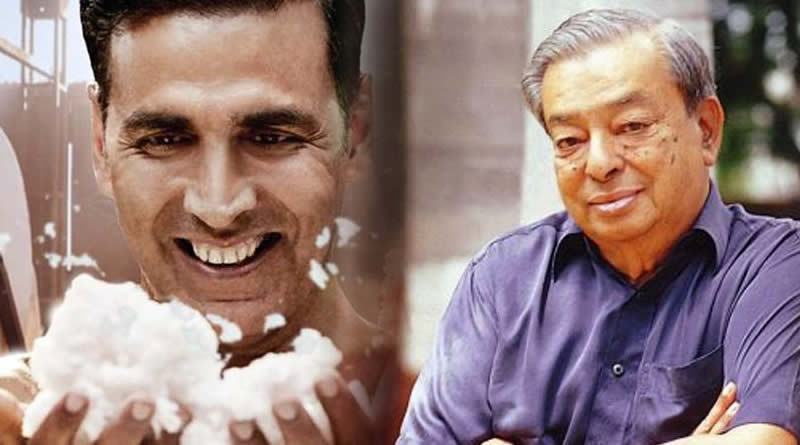Akshay Kumar to essay the lead in Dr. Verghese Kurien's biopic!