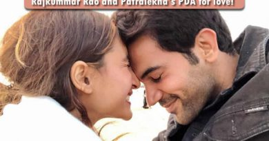 Rajkummar Rao shares an endearing photo with Patralekha!