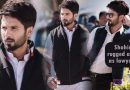 Shahid Kapoor's rugged avatar as lawyer in film Batti Gul Meter Chalu!