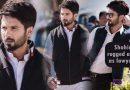 Shahid Kapoor's rugged avatar as lawyer in film Batti Gul Meter Chalu!