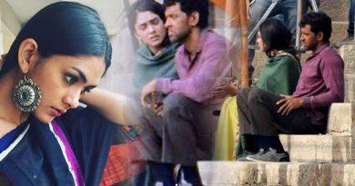 TV actress Mrunal Thakur romances with Hrithik in Super 30!