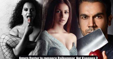 No Kangana, Amyra Dastur's romance with Rajkummar Rao in Mental Hai Kya!