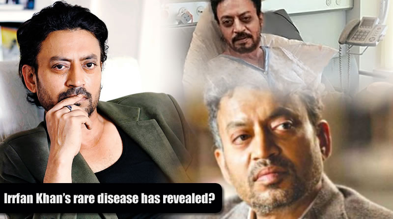 Information about Irrfan Khan's rare disease as NeuroEndocrine Tumour!