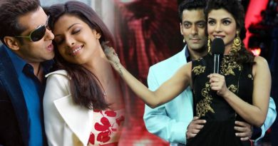 Priyanka and Salman's romance for Bharat