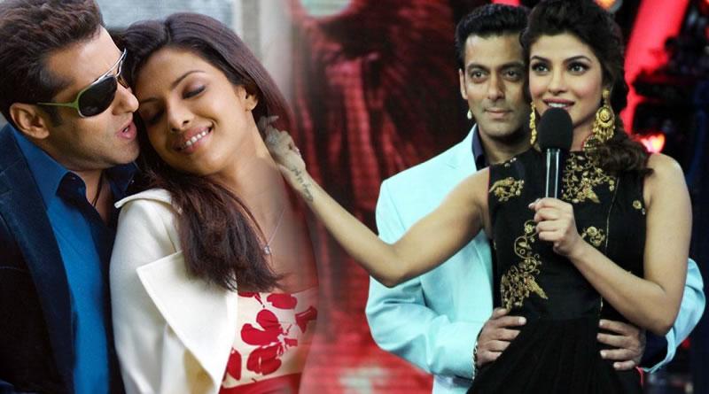 Priyanka and Salman's romance for Bharat