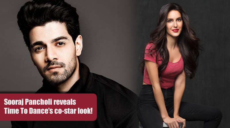 Sooraj Pancholi shares a stunning look of Time To Dance's co-star Isabelle!