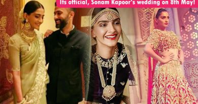 8 May is official date for Sonam Kapoor and Anand Ahuja's wedding!