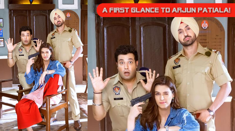 A first glance to Arjun Patiala!