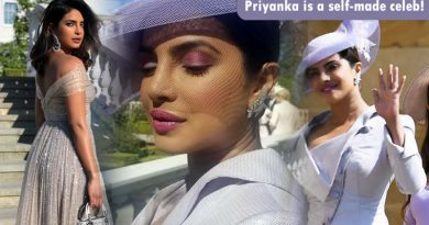 When I entered Bollywood, everyone was somebody's uncle or daughter, says Priyanka Chopra!