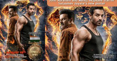 Satyamev Jayate's new poster with John Abraham and Manoj Bajpayee!